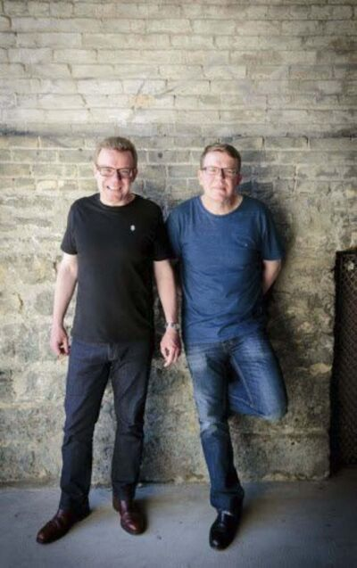 Melissa Tait / Winnipeg Free Press files</p><p>Identical twins Craig (left) and Charlie Reid of the Proclaimers will perform at the Club Regent Event Centre on Tuesday as part of a 13-date Canadian tour.</p></p>
