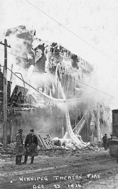 Despite three investigations, no cause was determined for the deadly Winnipeg Theatre fire.