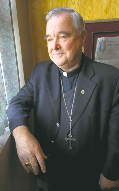 Bishop Richard Gagnon of Victoria has been appointed the Archbishop of Winnipeg.