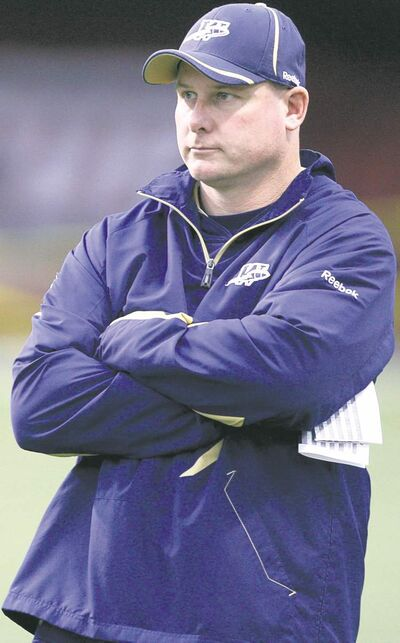 An unremarkable era came to a close Saturday when  Blue Bombers head coach Paul LaPolice was handed the pink slip.