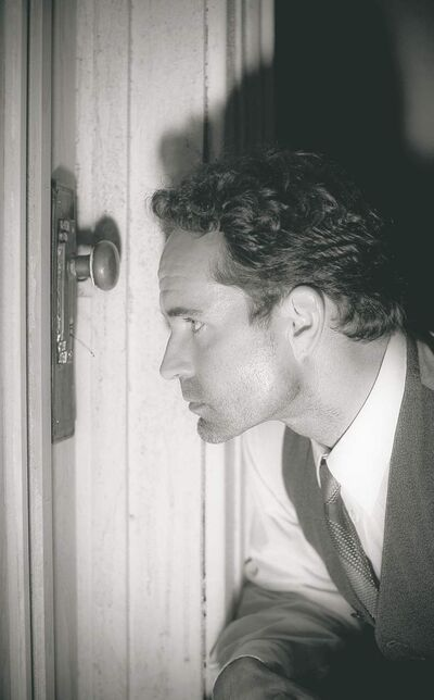 Jason Patric in a scene from Guy Maddin's Keyhole.