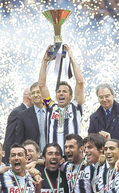 Juventus should retain its title.