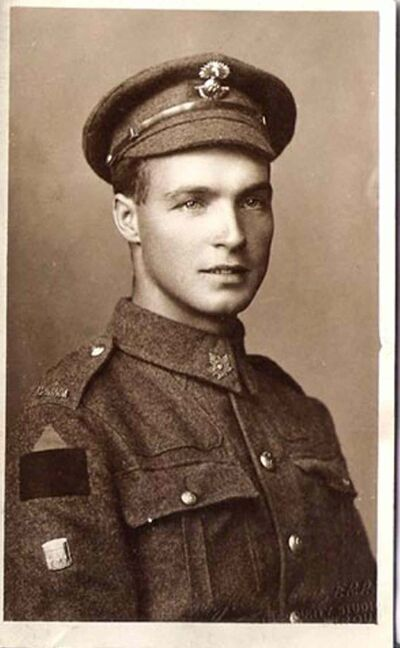 Private Sidney Halliday