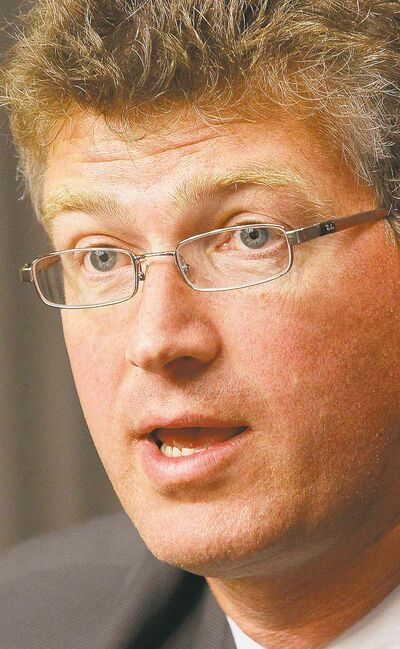 Justice Minister Andrew Swan said the Nordic model doesn't punish prostitutes but helps protect them from human trafficking and exploitation.