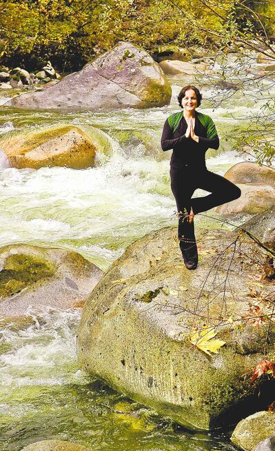 Three months after the formal yoga had ended — fatigue was 57 per cent lower in the women who had done yoga, compared with those who had not. Inflammation, measured by blood tests, was reduced by up to 20 per cent, said the researchers.