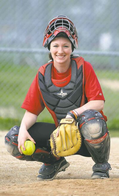 jason Halstead / Winnipeg free press When Hailey Unger heard the quote � �Hard work beats talent, when talent doesn�t work hard� � it changed her perspective to training.