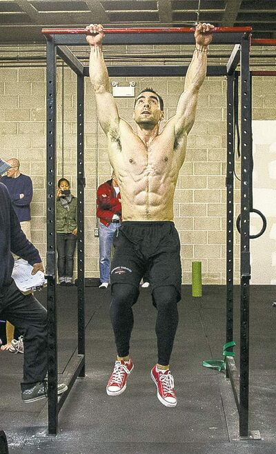 Photo Courtesy of CrossFit 204