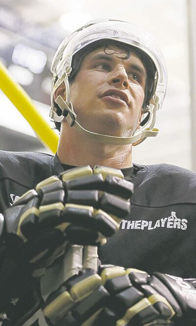 Keith Srakocic / the associated press archivesPenguins captain Sidney Crosby has not yet run out of patience.