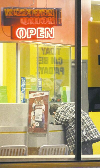 While many North Enders must depend on Money Mart and other such businesses, new regulations could help banks make a go of it in the inner-city neighbourhood.