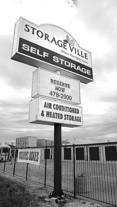 StorageVille is expanding to keep pace with its booming business.