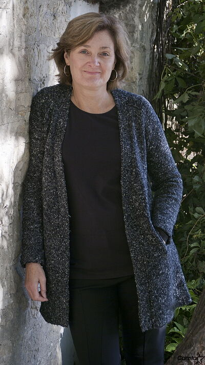 Joan Thomas is the City of Winnipeg Public Library's current writer-in-residence.