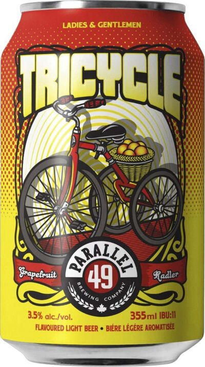 Tricycle by Parallel 49 Brewing Company</p>