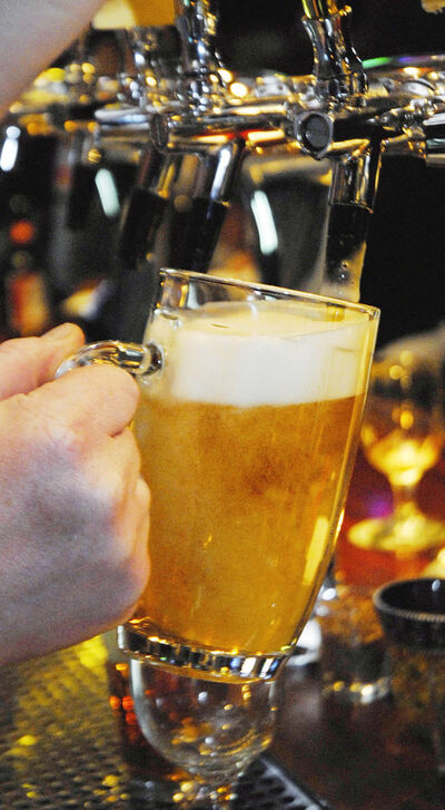Manitoba had the fifth-highest per capita consumption of beer in the country last year — the equivalent of about 240 bottles per person.