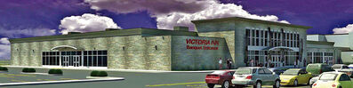 The Victoria Inn Hotel and Convention Centre on Wellington Avenue is about to get a 22,000-square-foot addition to its meeting and convention space.