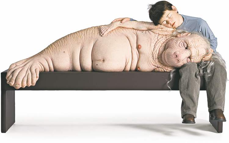 Patricia Piccinini�s The Long Awaited