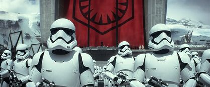 This image released by Lucasfilm shows a scene from