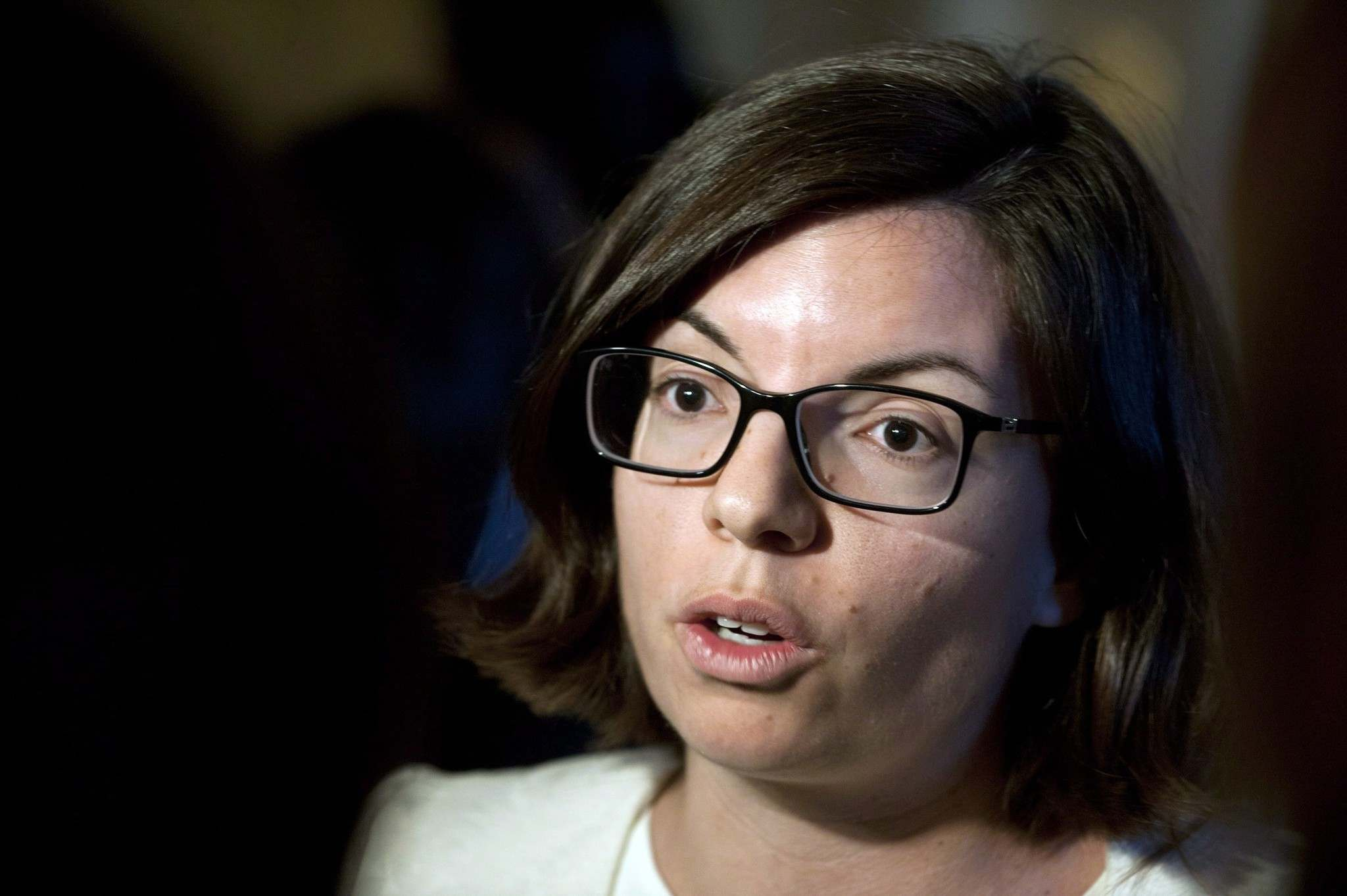 LIAM RICHARDS / CANADIAN PRESS RILES</p><p>NDP MP Niki Ashton didn't specifically say she will vote against him at the upcoming leadership review vote planned for the upcoming NDP convention, but she also didn't say she would vote for him either.</p></p>