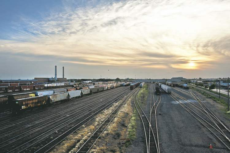 This is the right time to talk about the future of the Canadian Pacific Railway yards that separate the North End from the rest of Winnipeg, transportation policy adviser Greg Gormick says.