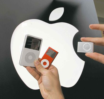 Paul Sakuma / The Associated Press filesIntroduced in 2001, the demise of the iPod went largely  unnoticed.