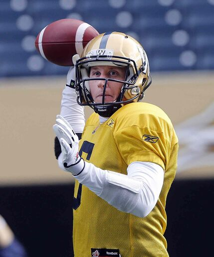Bombers starting QB Drew Willy figures he's in line for a pay increase after the Big Blue went 7-10 last season.