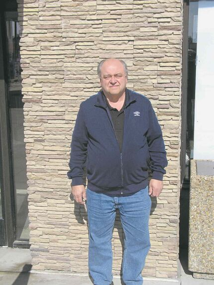 East Kildonan resident Peter Manastyrsky has been serving the local soccer community for the past 35 years.(SHELDON BIRNIE/CANSTAR COMMUNITY NEWS/THE HERALD)