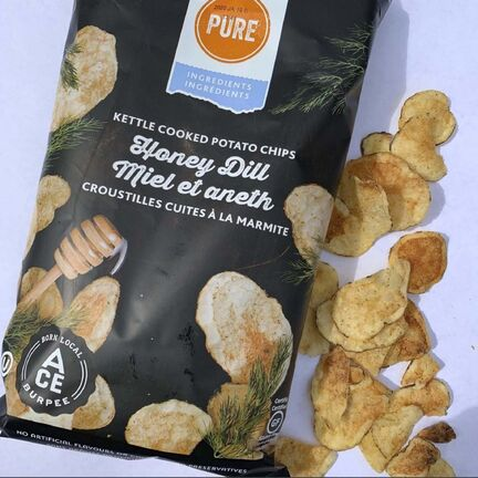 Supplied</p><p>The new honey-dill-flavoured potato chips go on sale at Red River Co-op food stores and gas bars Monday.</p>