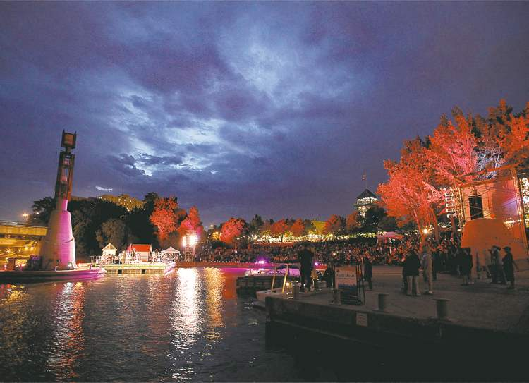 RIGHT AND BELOW: