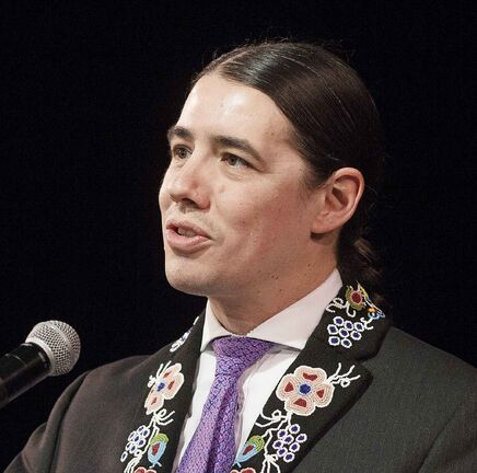 Robert-Falcon Ouellette, MP for Winnipeg Centre. (Mike Deal / Winnipeg Free Press)