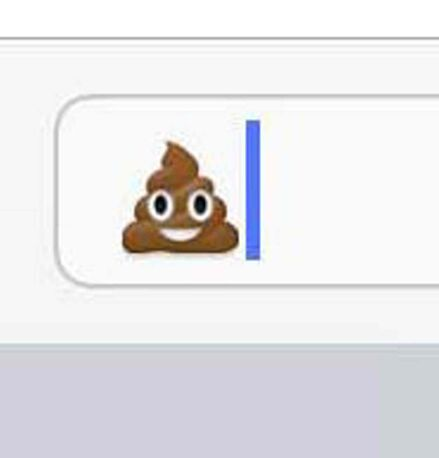 Canadians were in the top spot for using the not-so-subtle poop emoji.