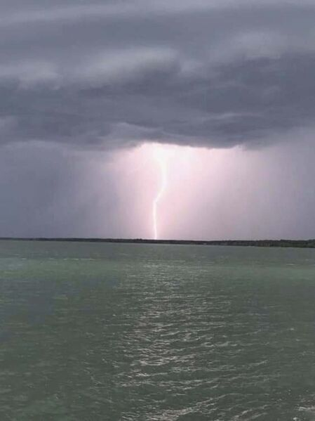 Lightning strike during community pow wow sends 13 people to hospital
