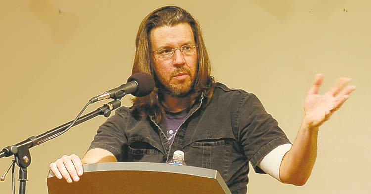 David Foster Wallace's essays confirm he was a committed critic.