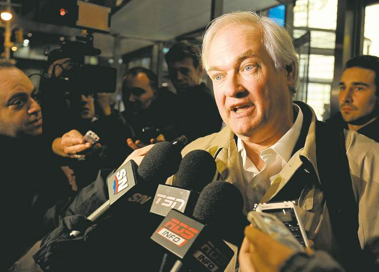 Louis Lanzano / the associated press archivesDonald Fehr, executive director of the NHLPA, said mediators will stay in contact with the two parties.