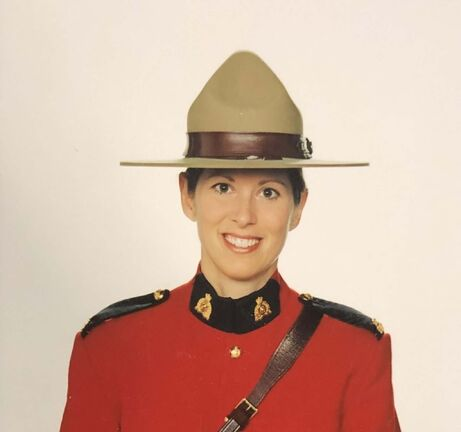 Const. Heidi Stevenson was a 23-year veteran of the Royal Canadian Mounted Police. (RCMP)