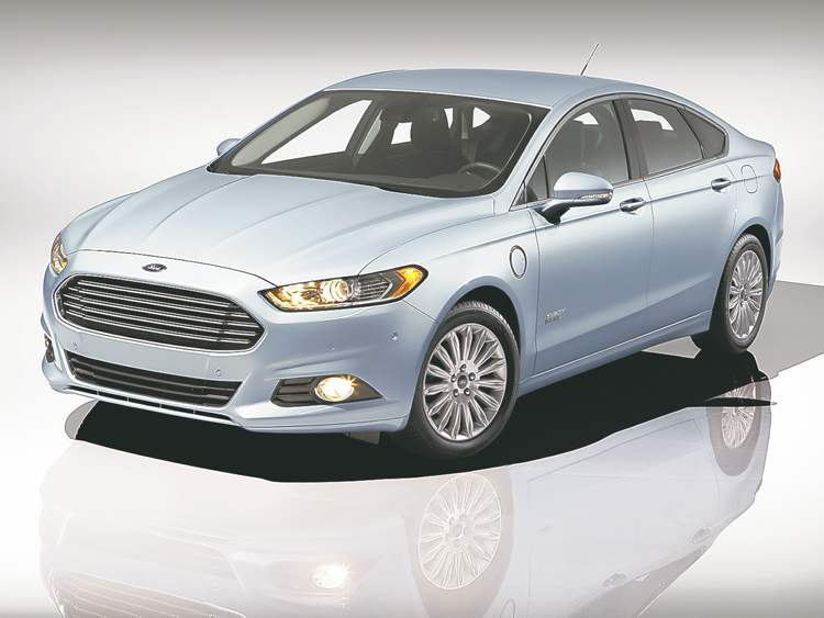 2013 Ford Fusion Energi (above): Is this the year plug-in hybrids take off?