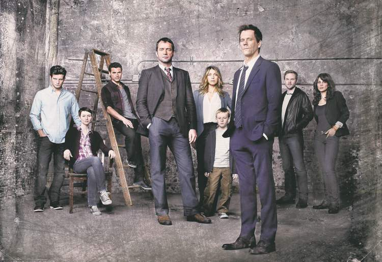 Cast of The Following