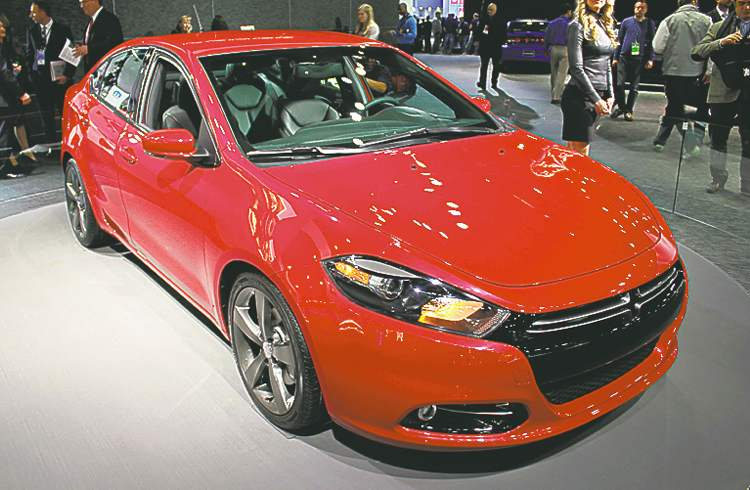 The Dodge Dart GT promises more pep than the standard model.
