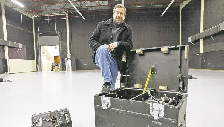 JOE BRYKSA / WINNIPEG FREE PRESS archivesEpic co-founder Marc Raymond said existing contracts to supply lighting and other services for upcoming shows and events will be honoured.