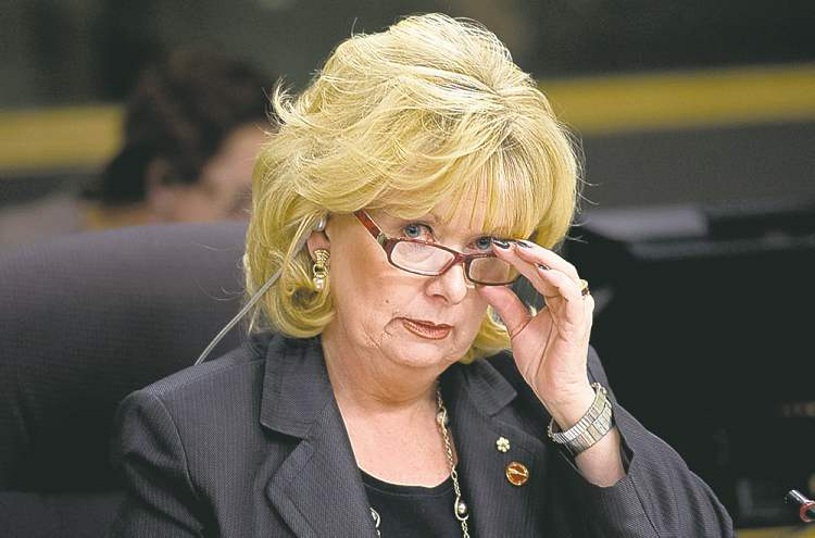 Adrian Wyld / The Canadian Press Archives