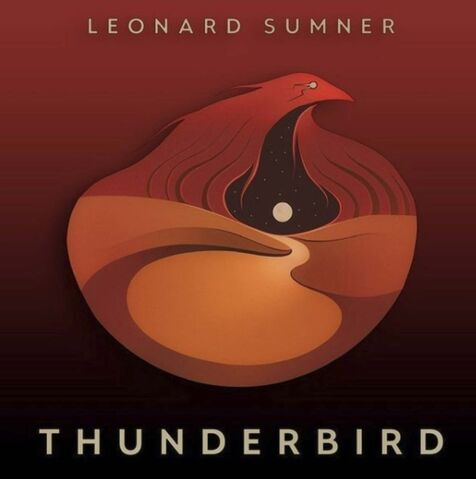 Cover art by Luke Swinson</p><p>Leonard Sumner's third album, Thunderbird, is a return to his roots as a hip-hop artist. </p>