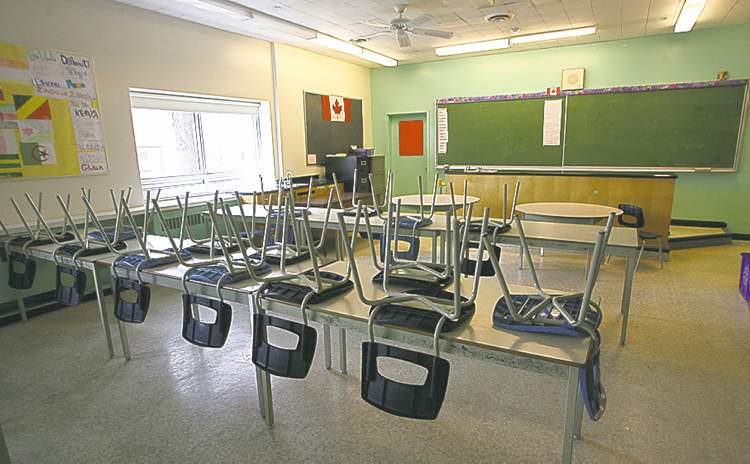 MIKE DEAL / WINNIPEG FREE PRESS archivesToronto schools will fill classrooms with more teachers who are male  or members of a visible minority to address student-body demographics.