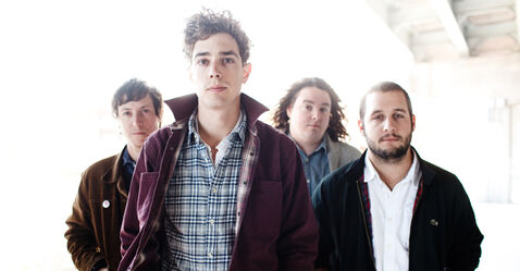 More than 100 acts, including the Born Ruffians, are set to perform at 20 venues throughout Winnipeg during JunoFest.