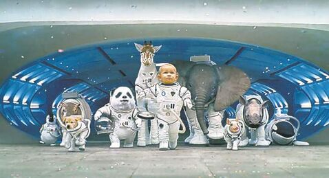 �Space Babies� ad for the Kia Sorento.