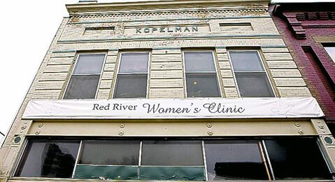 The Fargo clinic is the only place in North Dakota for abortions.