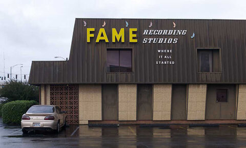 The unassuming Alabama recording studio founded by producer Rick Hall.