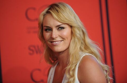 FILE - This June 3, 2013 file photo shows alpine ski racer Lindsey Vonn at the 2013 CFDA Fashion Awards in New York. Vonn will be working for NBC during the Winter Olympics, although she won't be traveling to Sochi. The network said Monday, Jan. 27, 2014, that the gold medalist will report on the Olympics for the