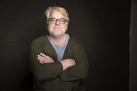 In a Jan. 19, 2014 photo Phillip Seymour Hoffman poses for a portrait at The Collective and Gibson Lounge Powered by CEG, during the Sundance Film Festival in Park City, Utah. Hoffman, who won the Oscar for best actor in 2006 for his portrayal of writer Truman Capote in
