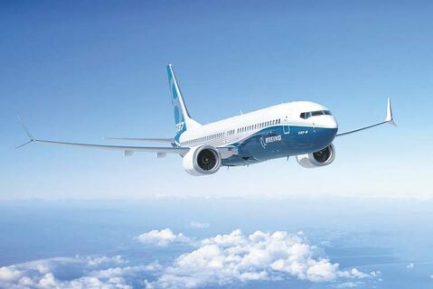Boeing 737 MAX 8 Artwork