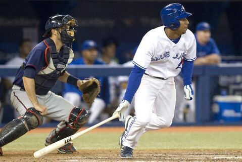 Blue Jays' Anthony Gose joins the club's Winter Tour to Winnipeg.