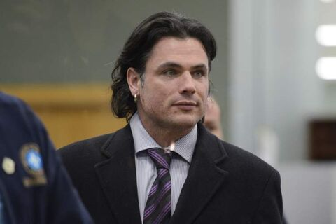 Sen. Patrick Brazeau was charged with sexual assault Friday.