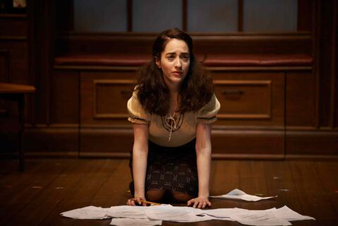 Toronto's Tal Gottfried plays a grown-up Anne Frank.